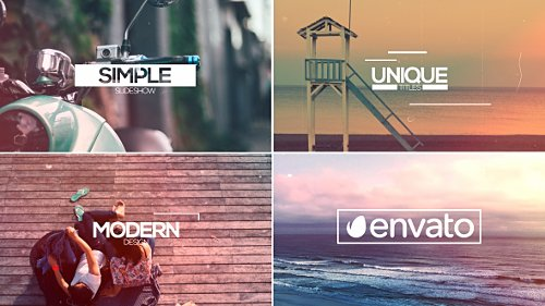 Slideshow - Project for After Effects (Videohive)