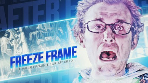 Freeze Frame Trailer - Project for After Effects (Videohive)