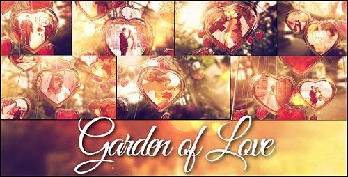 Garden of Love - A Wedding Day - Project for After Effects (Videohive)