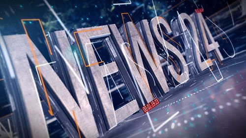 News Broadcast Package vol.1 - Project for After Effects (Videohive)