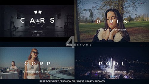 Modern Event Promo - Project for After Effects (Videohive)