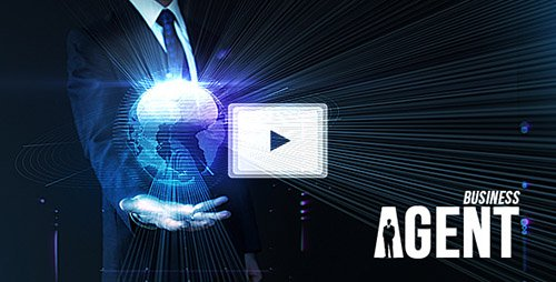Business Agent - Project for After Effects (Videohive)