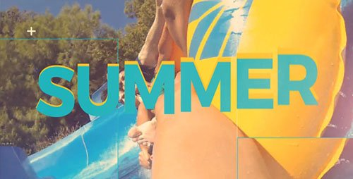 Summer 16635279 - Project for After Effects (Videohive)