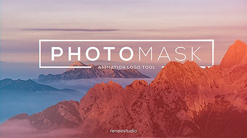 PhotoMask - Animation Logo Tool - Project for After Effects (Videohive)