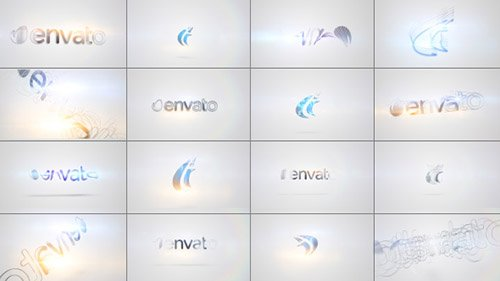 Quick Logo Sting Pack 11: Clean & Minimal - Project for After Effects (Videohive)