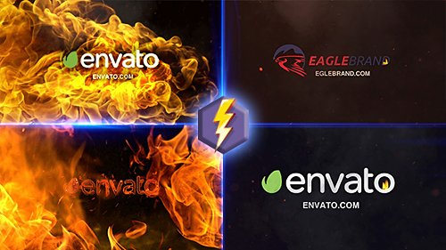 Fire Logo - Project for After Effects (Videohive)