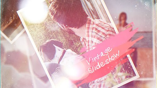 Vintage Slideshow 16154016 - Project for After Effects (Videohive)