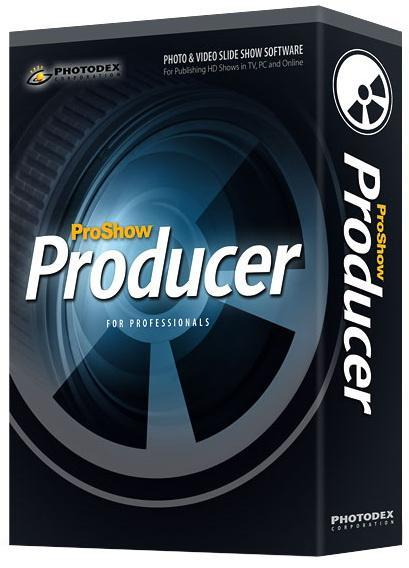 Photodex ProShow Producer 8.0.3645 (RUS/ENG/2016)