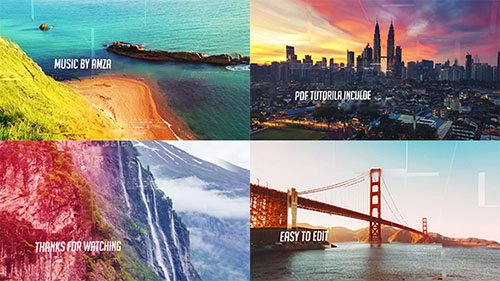 Inspirational Slideshow 16837277 - Project for After Effects (Videohive)