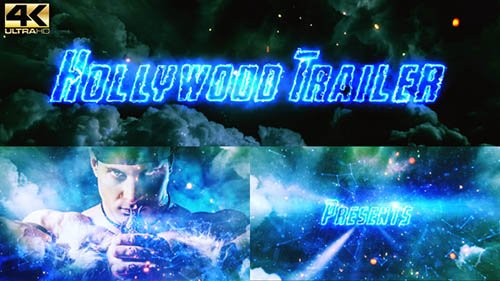 Epic Hollywood Trailer - Project for After Effects (Videohive)