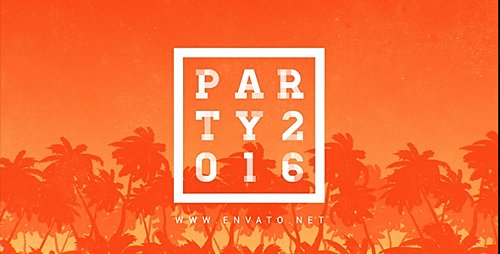 Party Promo - Project for After Effects (Videohive)