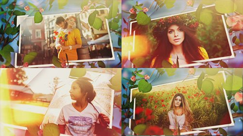 Spring - Summer Promo and Slideshow - Project for After Effects (Videohive)