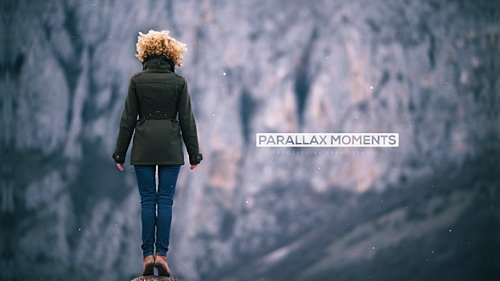 Parallax Moments - Project for After Effects (Videohive)