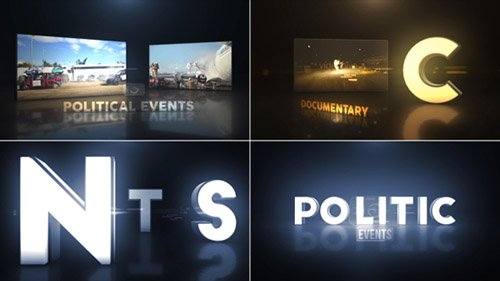 Political Events 3 - Project for After Effects (Videohive)
