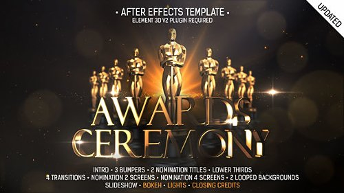 Awards Ceremony Package - Project for After Effects (Videohive)