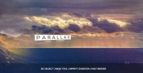 Parallax Slideshow 16500895 - Project for After Effects (Videohive)