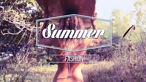 Summer 11860764 - Project for After Effects (Videohive)