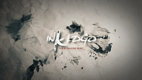 Ink Logo 12297882 - Project for After Effects (Videohive)