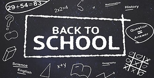 Back to School - Project for After Effects (Videohive)