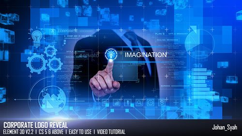 Corporate Logo Reveal 17217764 - Project for After Effects (Videohive)