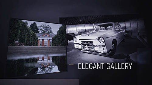 Elegant Gallery 17057721 - Project for After Effects (Videohive)
