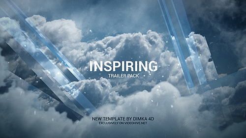 Inspiring Trailer Pack - Project for After Effects (Videohive)