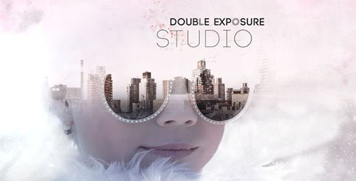 Double Exposure Studio - Project for After Effects (Videohive)