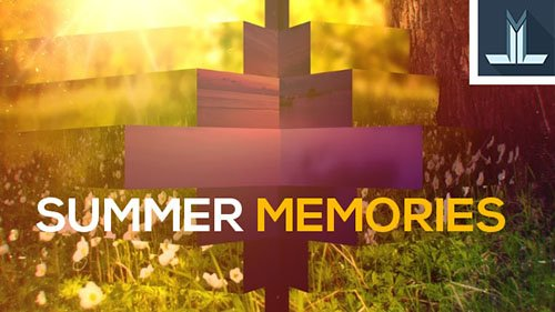 Summer Memories - Fast Opener - Project for After Effects (Videohive)