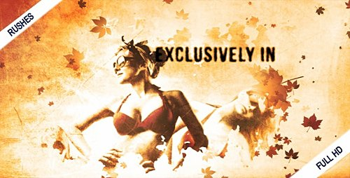 Autumn Leaves - Project for After Effects (Videohive)