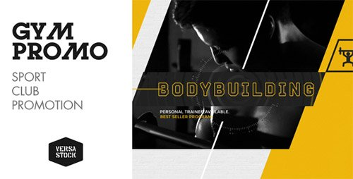Beast | Gym Promo - Project for After Effects (Videohive)