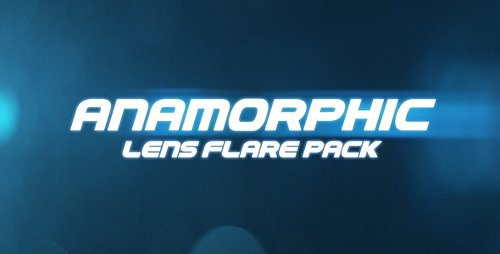 Anamorphic Lens Flares - Stock Footage (Videohive)