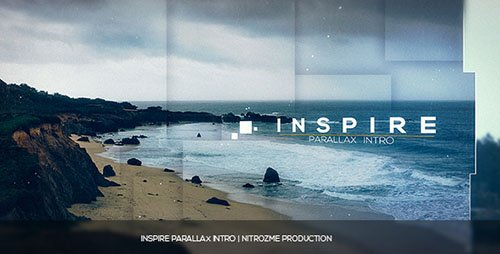 Parallax Intro 17299465 - Project for After Effects (Videohive)
