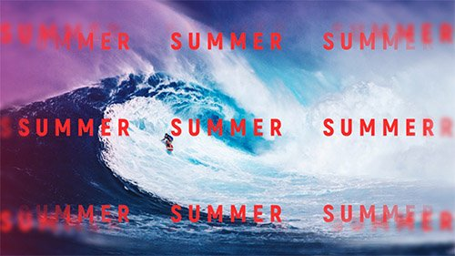 Summer Opener 17072511 - Project for After Effects (Videohive)