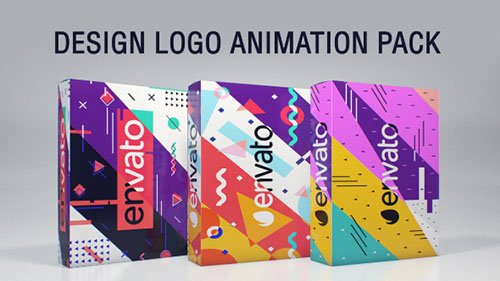 Design Logo Animation Pack - Project for After Effects (Videohive)