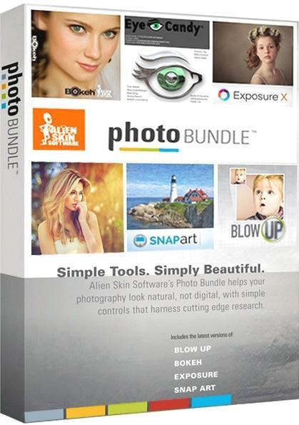 Alien Skin Software Photo Bundle Collection 09.2016 (2016/ENG)