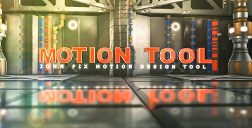 Sci Fi Element 3D Tool - Project for After Effects (Videohive)