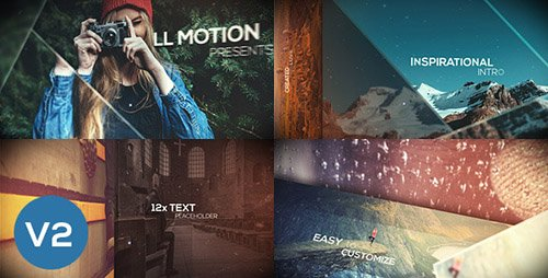 Inspire Intro v2 - Project for After Effects (Videohive)
