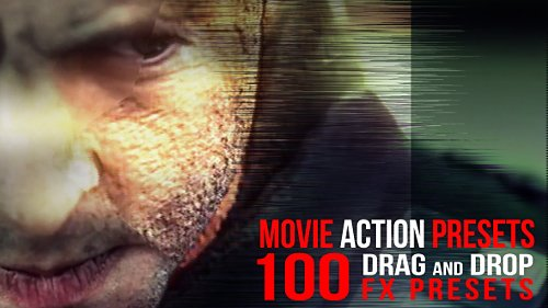 Movie Action Presets - After Effects Project & Preset (Videohive)