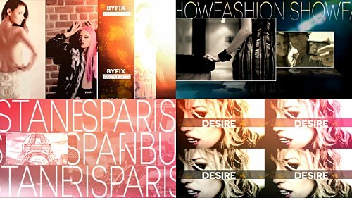 Fashion Show - Project for After Effects (Videohive)