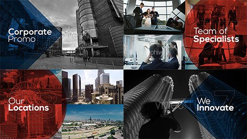 Business - Corporate Promo - Project for After Effects (Videohive)
