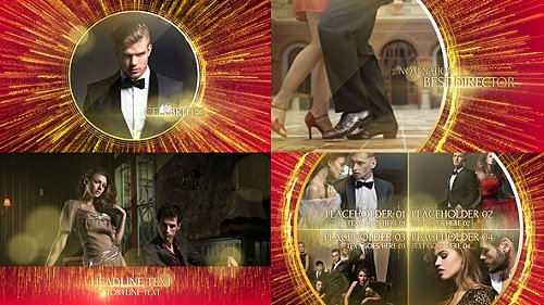 Grand Awards - Project for After Effects (Videohive)