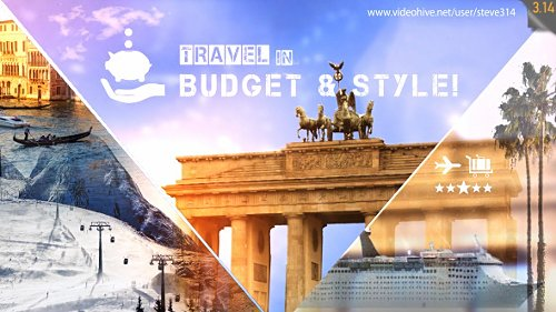 Travel Agency TV Commercial - Project for After Effects (Videohive)