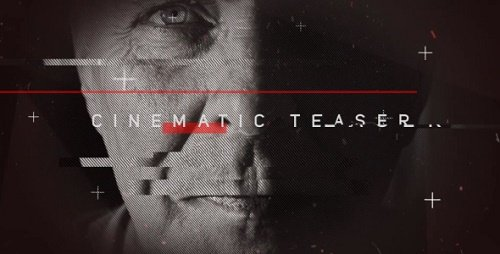Cinematic Teaser 18446270 - Project for After Effects (Videohive)
