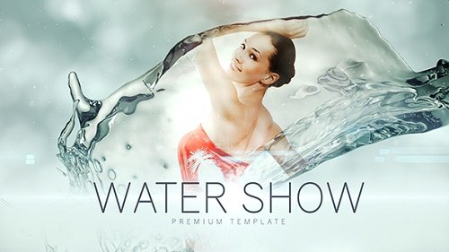 Water Show - Project for After Effects (Videohive)
