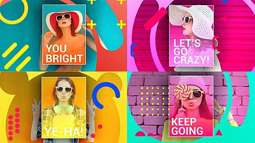 Let's Make Creative - Project for After Effects (Videohive)