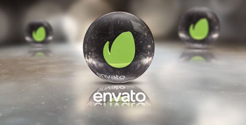 Glass Orb Slideshow - Project for After Effects (Videohive)