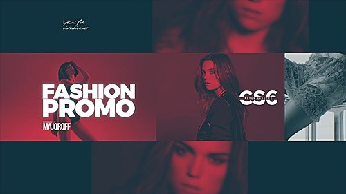 Fashion Promo - Project for After Effects (Videohive)