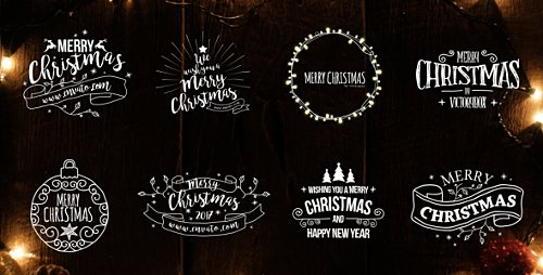 Christmas Titles - Project for After Effects (Videohive)