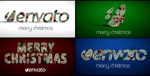 Christmas Logo - Project for After Effects (Videohive)