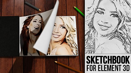 Sketchbook - Project for After Effects (Videohive)